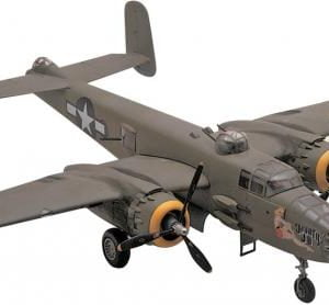 Revell B-25J Mitchell 1/48 Scale 85-5512