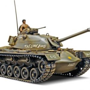 Revell M48A2 Patton Tank 1/35 Scale 85-7853