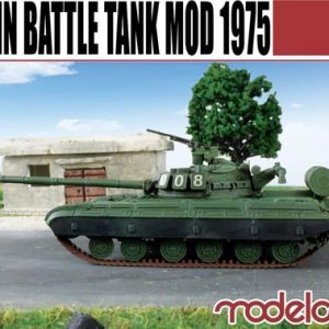 modelcollect Kits T-64 main battle tank model 1975 UA72013