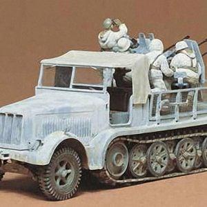 Tamiya German 8T Half Track Sdkfz 7/1 1/35 Scale 35050