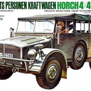 Tamiya German Horch Type 1A 1/35 Scale 35052