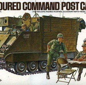 Tamiya US M577 Armoured Command Post Car 1/35 Scale 35071