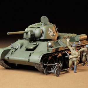 Tamiya Russian T34/76 Chtz Kit 1/35 Scale 35149