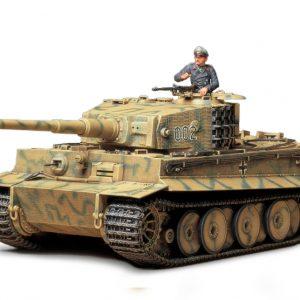 Tamiya German Tiger I Mid Production 1/35 Scale 35194