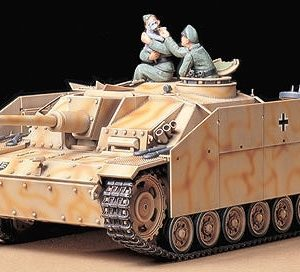Tamiya Sturmgeschutz Iii Ausf G Early 1/35 Scale 35197