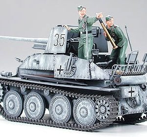 Tamiya Ger. Tank Destroyer Marder III 1/35 Scale 35248