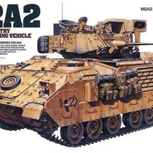 Tamiya M2A2 ODS Infantry Fighting Vehicle 1/35 Scale 35264