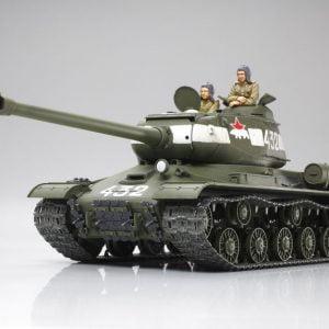 Tamiya Russian Heavy Tank Js-2 Model 1/35 Scale 35289