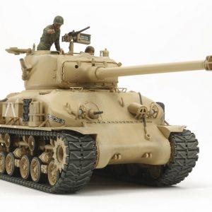 Tamiya Israeli Tank M51 1/35 Scale 35323