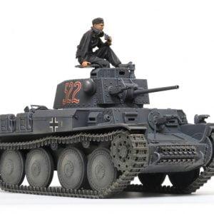 Tamiya Panzer 38(T) Ausf.E/F 1/35 Scale 35369
