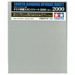 Tamiya Sanding Sponge