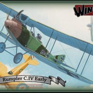 Wingnut Wings Rumpler C.IV W.12 Early 32023