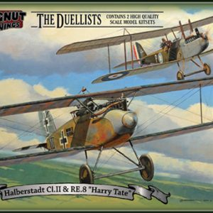 Wingnut Wings Halberstadt Cl.II & RE.8 Harry Tate The Duellists 32804