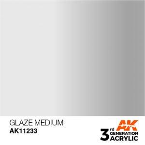 AK Interactive Acrylic Glaze Medium 17ml 11233