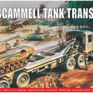 Airfix Scammel Tank Transporter 1/76 Scale A02301V
