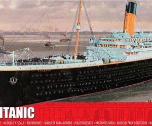 Airfix R.M.S. Titanic Gift Set 1/400 A50146A