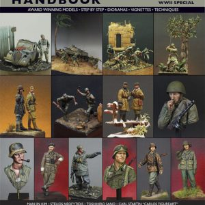 Scale Model Handbook – WWII Special 1 Mr Black Publications