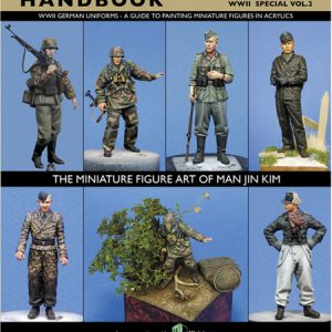 Scale Model Handbook – WWII Special 2 Mr Black Publications