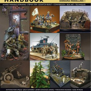 Scale Model Handbook – Diorama Modelling 1 Mr Black Publications