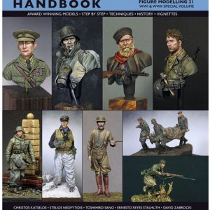 Scale Model Handbook – Figure Modelling 21 Mr Black Publications