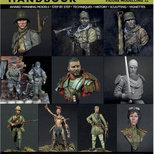 Scale Model Handbook – Figure Modelling 22 Mr Black Publications