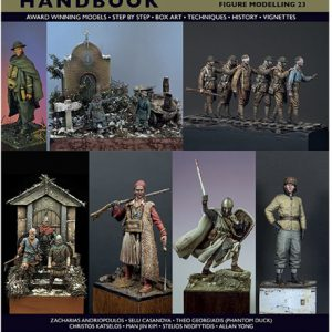 Scale Model Handbook – Figure Modelling 23 Mr Black Publications