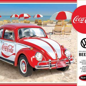 Polar Lights Volkswagen Beetle Snap Coca-Cola Snap 1/24 POL 960