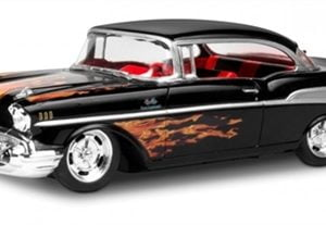 Revell '57 Chevy Bel Air SnapTite 1/25 85-1529