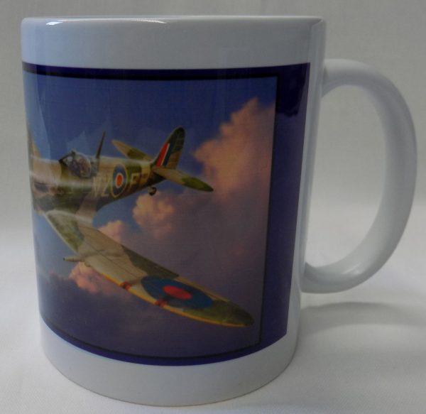 view Spitfire Coffee Mug SUP-MUG-SPIT