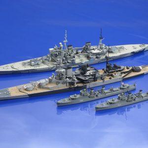 Tamiya Battle Of Malaya Set 25422