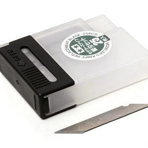 Tamiya Design Knife Replacement Blade 25 pieces 74075