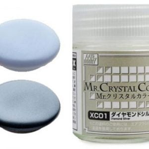 Mr Crystal Color Diamond Silver XC01