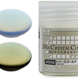 Mr Crystal Color Topaz Gold XC02