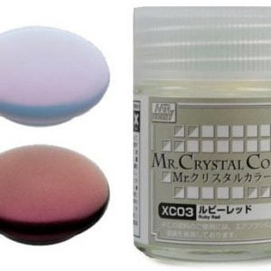 Mr Crystal Color Ruby Red XC03