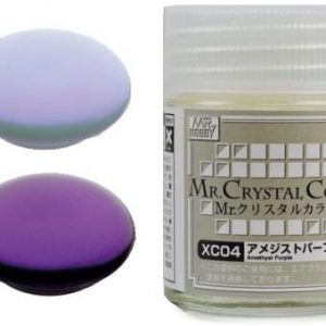 Mr Crystal Color Amethyst Purple XC04