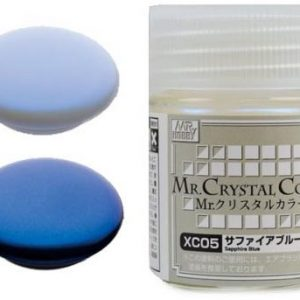 Mr Crystal Color Sapphire Blue XC05