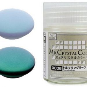 Mr Crystal Color Tourmaline Green XC06