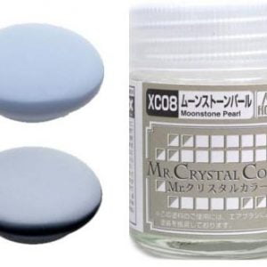 Mr Crystal Color Moonstone Pearl XC08