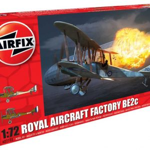 Airfix Royal Aircraft Factory BE2c Night Fighter 1:72 Scale A02101