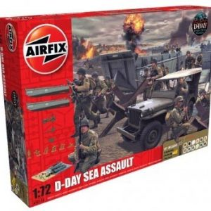Airfix D-Day Sea Assault Set A50156A