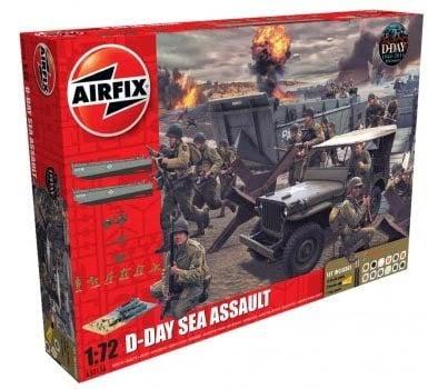 Airfix D-Day Sea Assault Set A50156A
