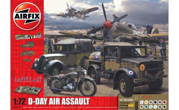 Airfix D-Day Air Assault Set A50157A