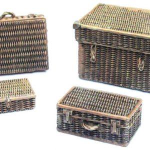 Vallejo Scenics Wicker Suitcases Set of 4 SC227