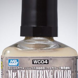 Mr Weathering Color Sandy Wash WC04