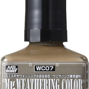 Mr Weathering Color Greyish Brown WC07