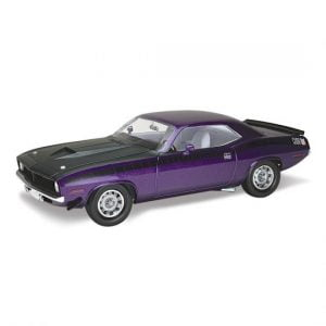 Revell 70 Plymouth AAR Cuda Scale 1/25 85-4416