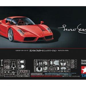 Tamiya Enzo Ferrari Red Version 24302