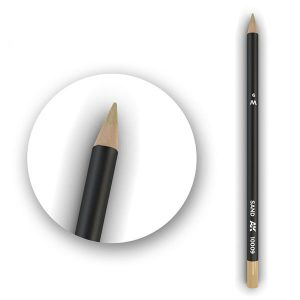 AK Interactive Watercolor Pencil Sand