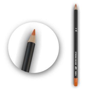 AK Interactive Watercolor Pencil Strong Ocher