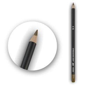 AK Interactive Watercolor Pencil Streaking Dirt